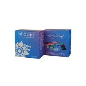 Sliquid - Naturals Lube Cube 60 ml Accessoires