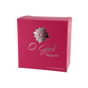 Sliquid - Organics O Gel Cube 60 ml Accessoires