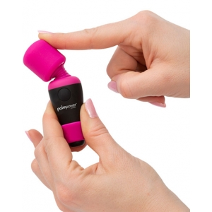 Power Bullet - Palm Power Pocket Wand Massager Vrouwen Speeltjes