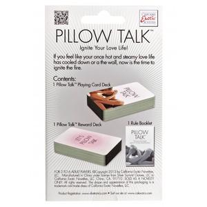 CalExotics - Pillow Talk Accessoires