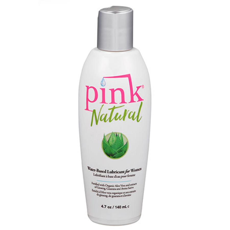 Pink - Natural Waterbasis Glijmiddel 140 ml Accessoires