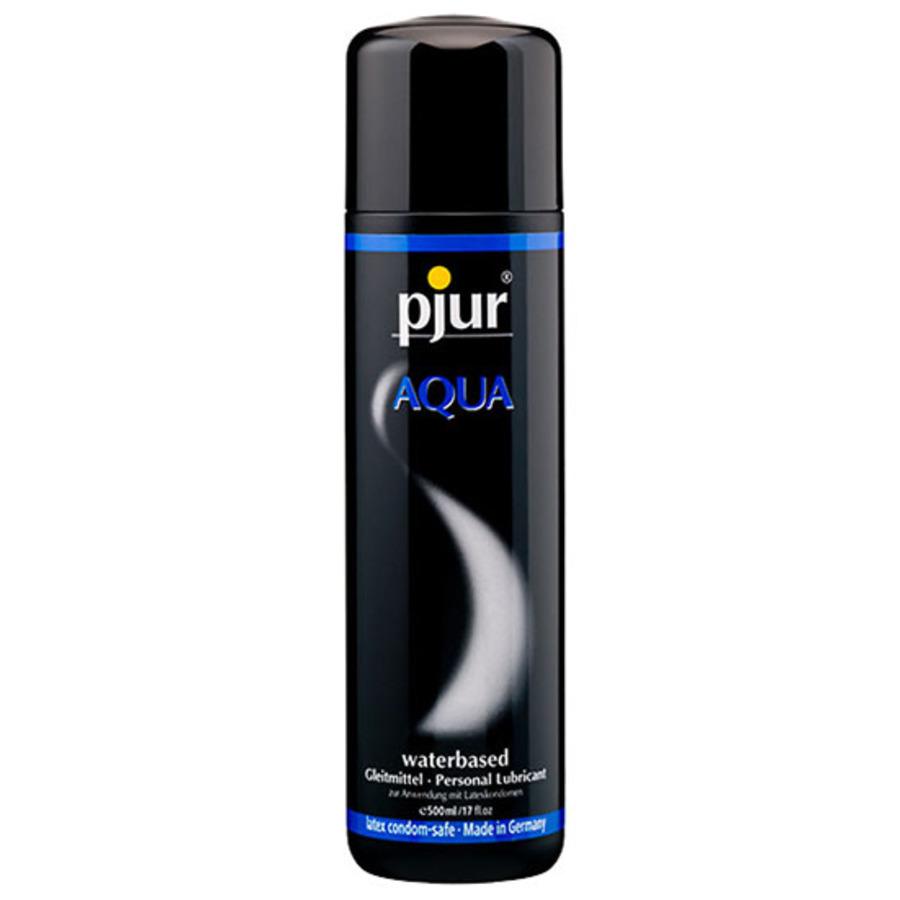 Pjur - Aqua Glijmiddel 500 ml Accessoires