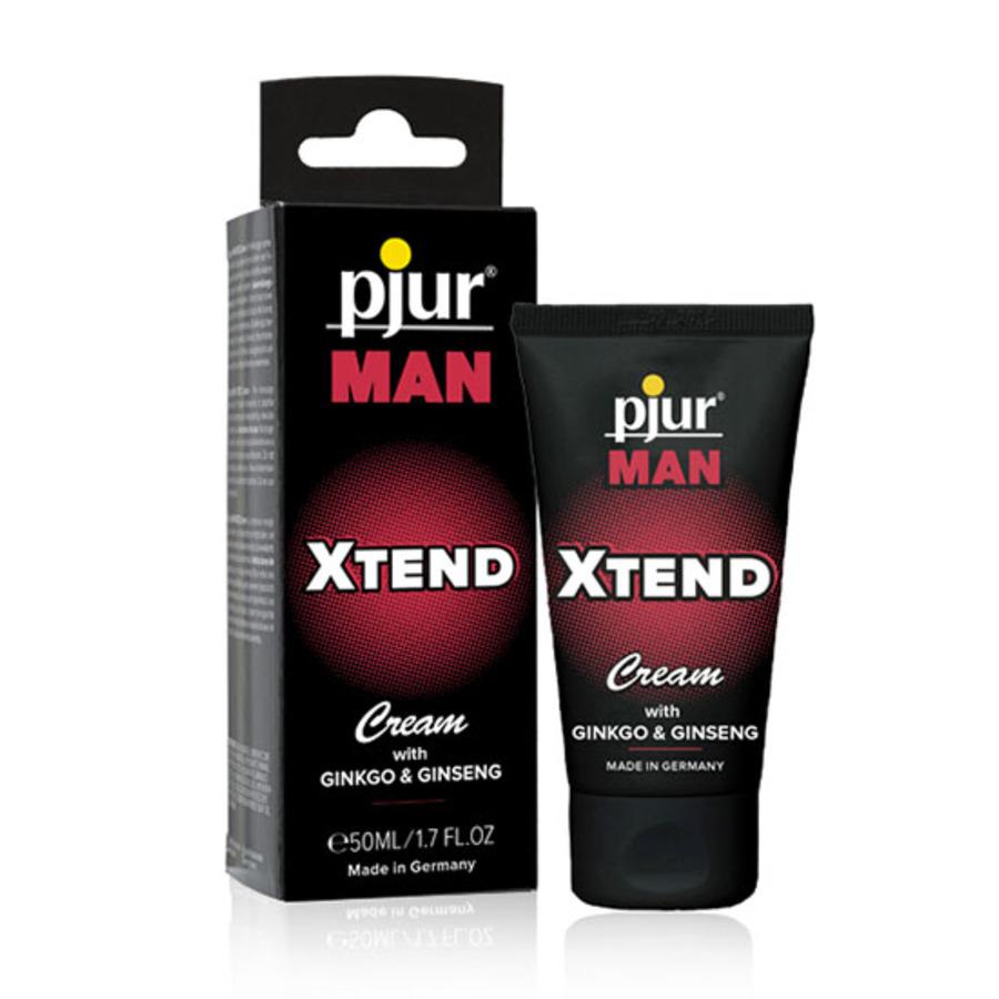 Pjur - Man Xtend Cream 50 ml Accessoires