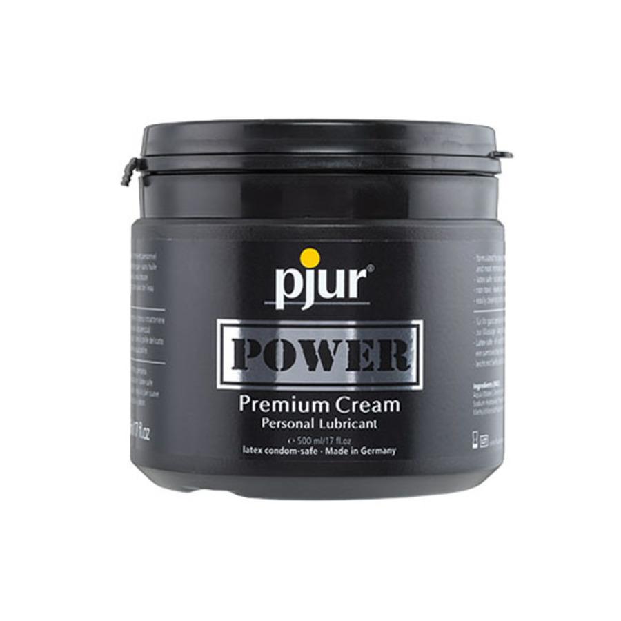 Pjur - Power Premium Cream 500 ml Accessoires
