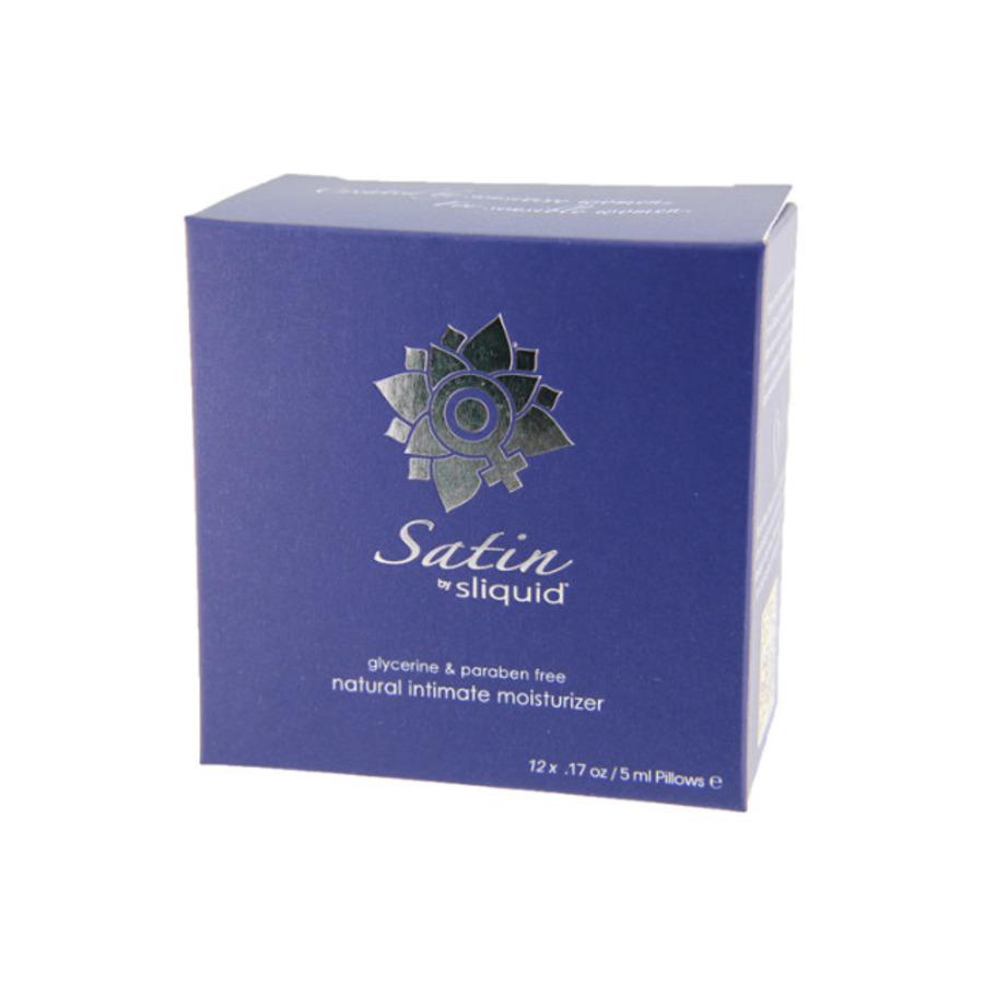 Sliquid - Satin Glijmiddel Cube 60 ml Accessoires