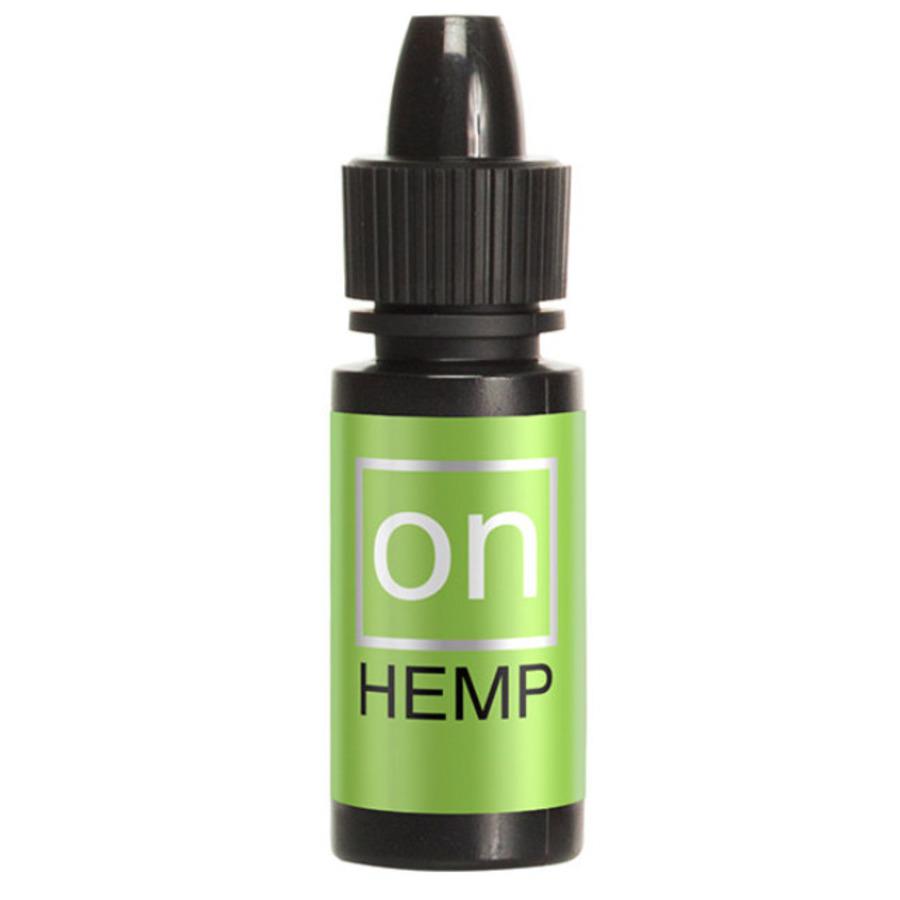 Sensuve - On For Hemp Oil Infused Arousal Oil 5 Ml Large Box Accessoires