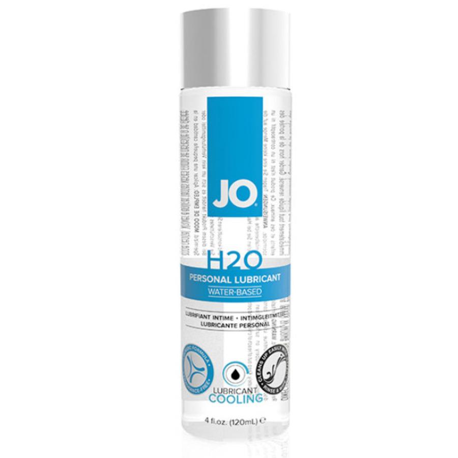System JO - H2O Glijmiddel Koel 120ml Accessoires