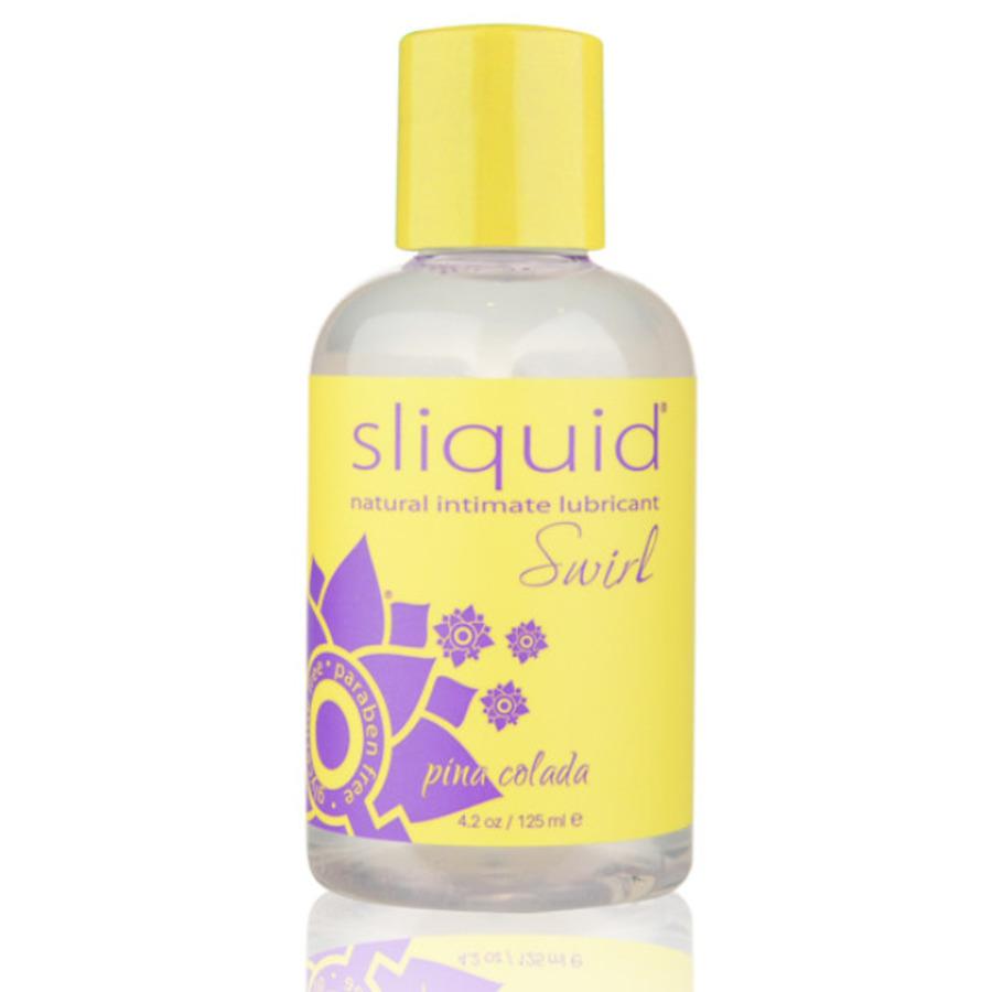 Sliquid - Naturals Swirl Glijmiddel Pina Colada 125 ml Accessoires