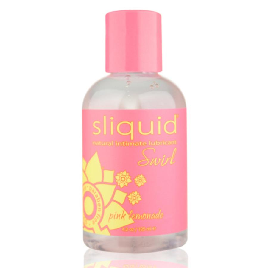 Sliquid - Naturals Swirl Glijmiddel Roze Limonade 125 ml Accessoires