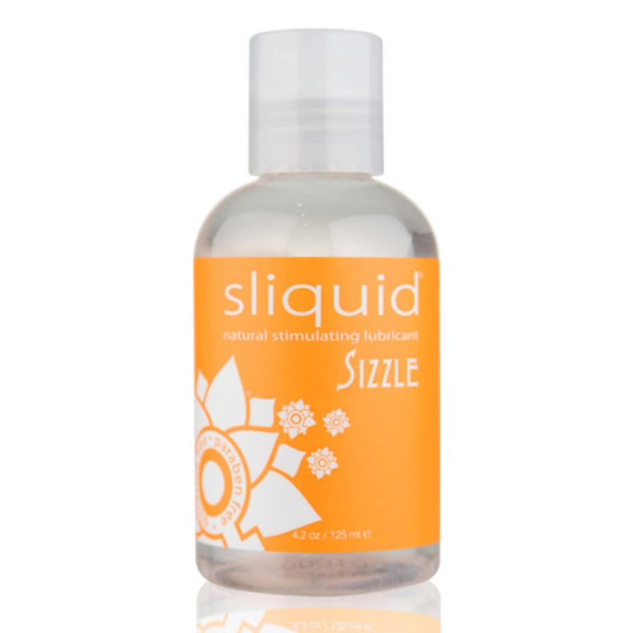 Sliquid - Naturals Sizzle Glijmiddel 125 ml Accessoires