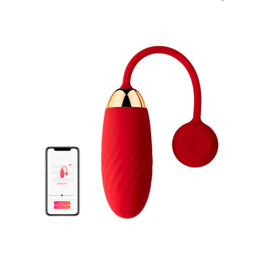 Svakom - Ella App-Bestuurbaar Vibrerende Bullet Vrouwen Speeltjes