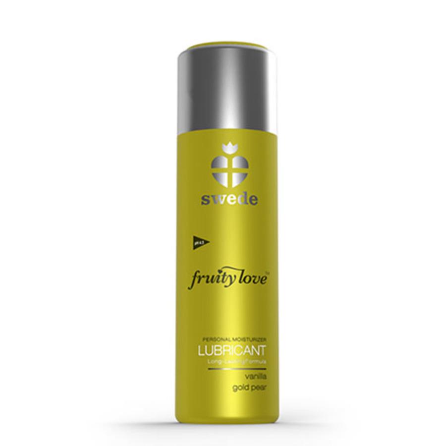 Swede - Fruity Love Glijmiddel Vanille Gouden Peer 50 ml Accessoires