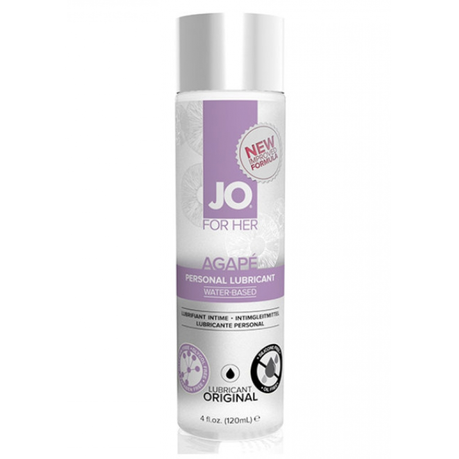 System Jo - Agape Lubricant 120 ml Accessoires