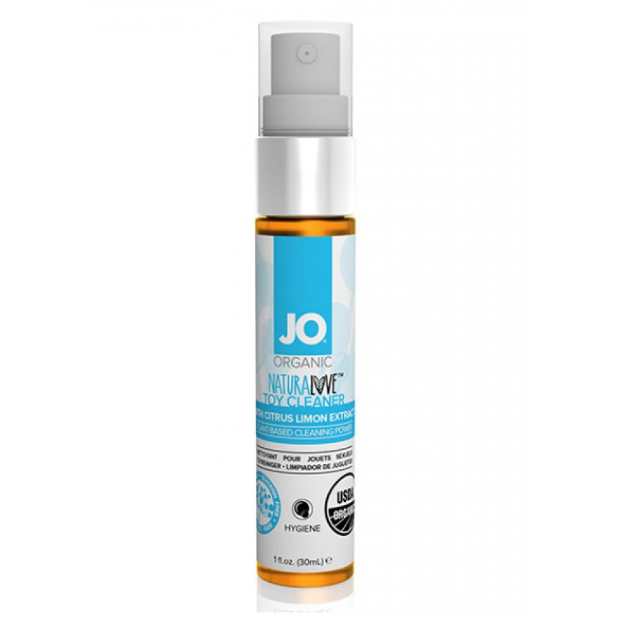 System Jo - Organic Toy Cleaner 30 ml Accessoires