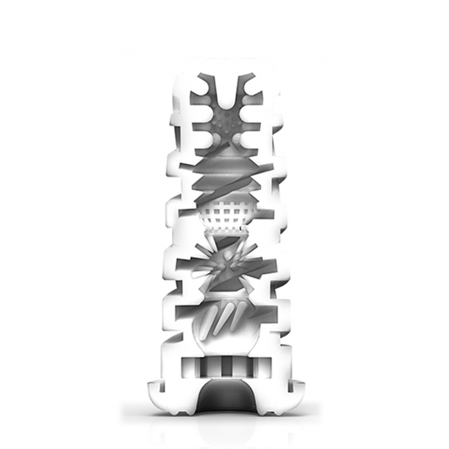 Tenga - Air-Tech Twist Herbruikbare Vacuum Cup Tickle Mannen Speeltjes