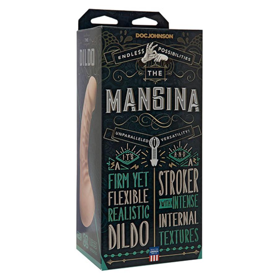 Doc Johnson - The Mangina Vanilla Mannen Speeltjes