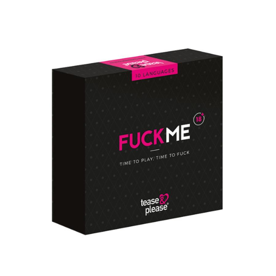 Tease & Please - FuckMe, Time To Play, Time To Fuck