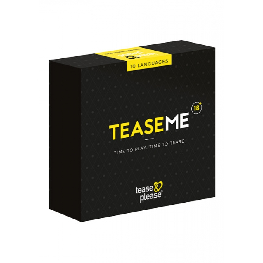 Tease & Please - TeaseMe, Time To Play, Time To Tease Accessoires