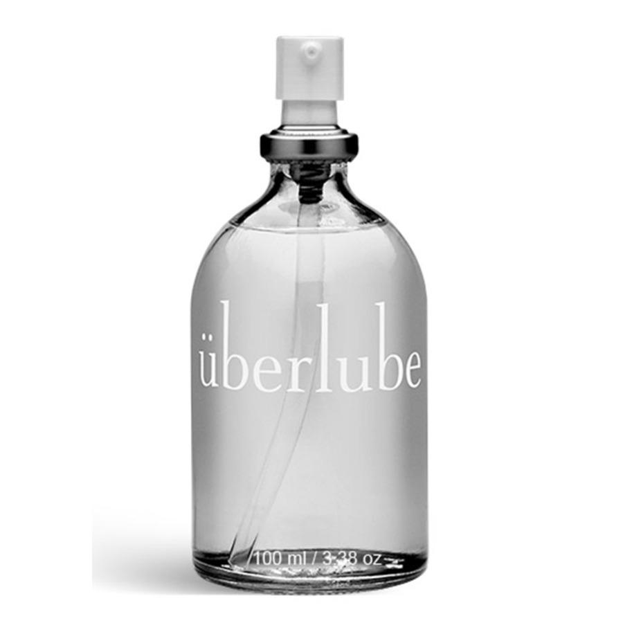 Überlube - Siliconen Glijmiddel Flesje 100 ml Accessoires