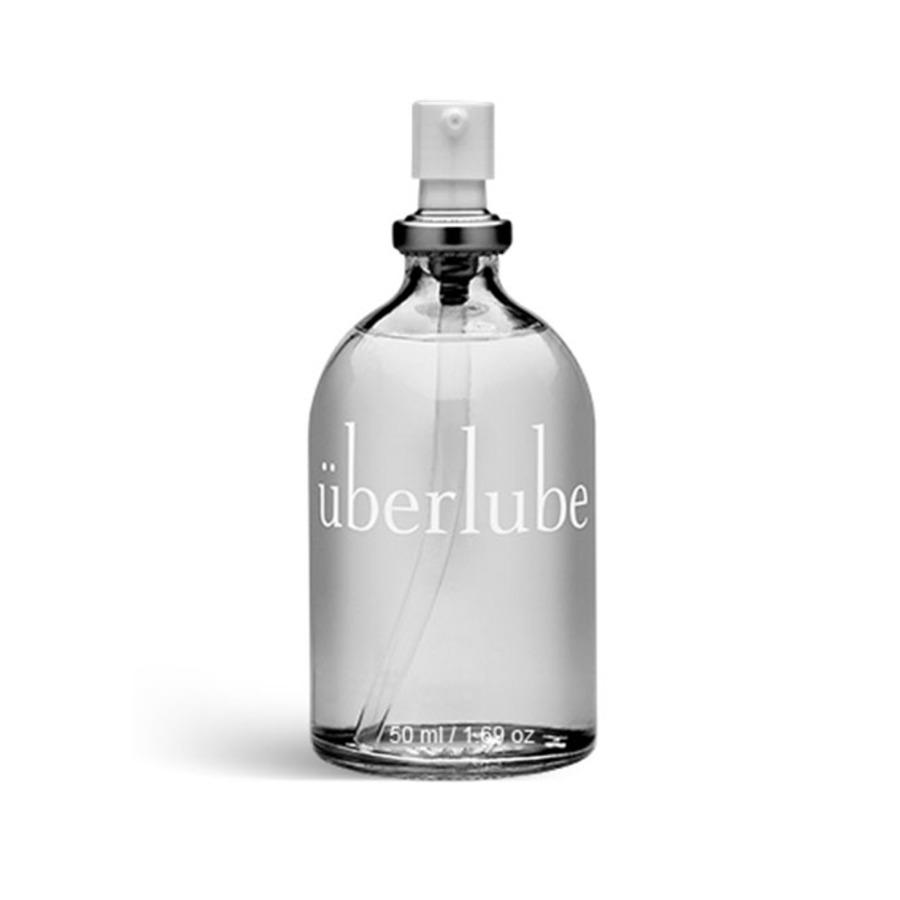 Überlube - Siliconen Glijmiddel Flesje 50 ml Accessoires