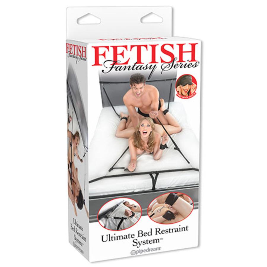 Fetish Fantasy - Ultimate Bed Bondage Set SM