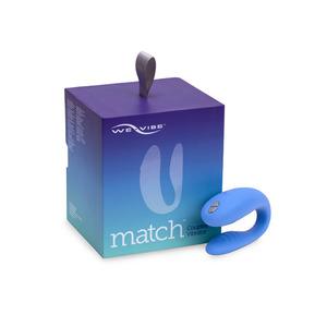 We-Vibe - Match Stellen Vibrator Vrouwen Speeltjes