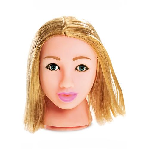 Fuck My Face Blond Masturbator