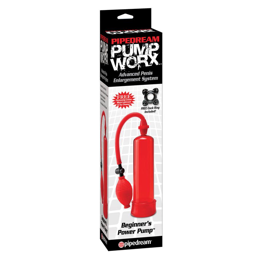 Pump Worx - Beginners Power Pomp Mannen Speeltjes