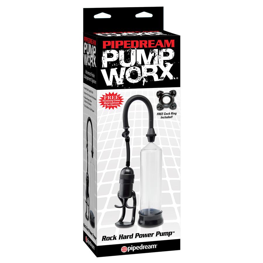 Pump Worx - Rock Hard Power Pomp Mannen Speeltjes