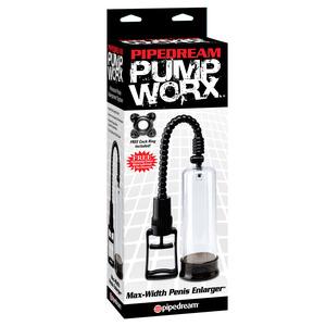 Pump Worx - Max Width Penis Enlarger Mannen Speeltjes