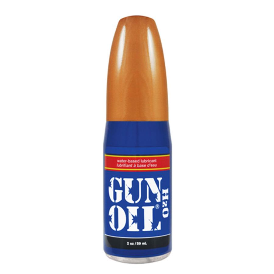 Gun Oil - H20 Water Basis Glijmiddel Klein Accessoires