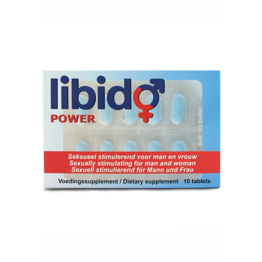 Libido Power 10 Stuks Accessoires
