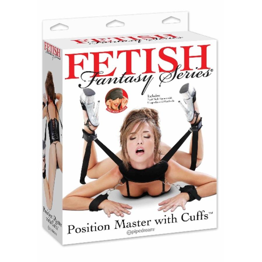 Fetish Fantasy - Position Master Met Handboeien SM