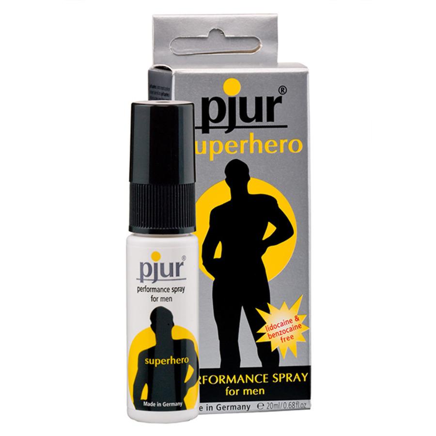 Pjur - Superhero Delay Spray 20ml Accessoires