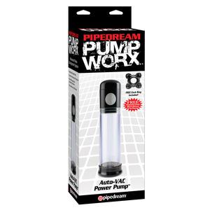 Pipedream - Automatische Penis Pomp Mannen Speeltjes