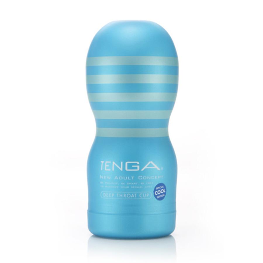 Tenga - Cool Edition Deep Throat Cup Tenga Masturbators