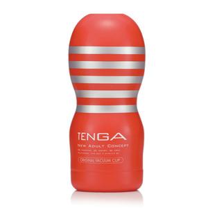 Tenga - Original Vacuum Cup Masturbator Mannen Speeltjes