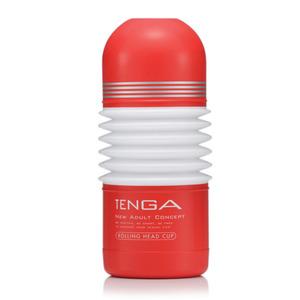 Tenga - Rolling Head Cup Masturbator Mannen Speeltjes