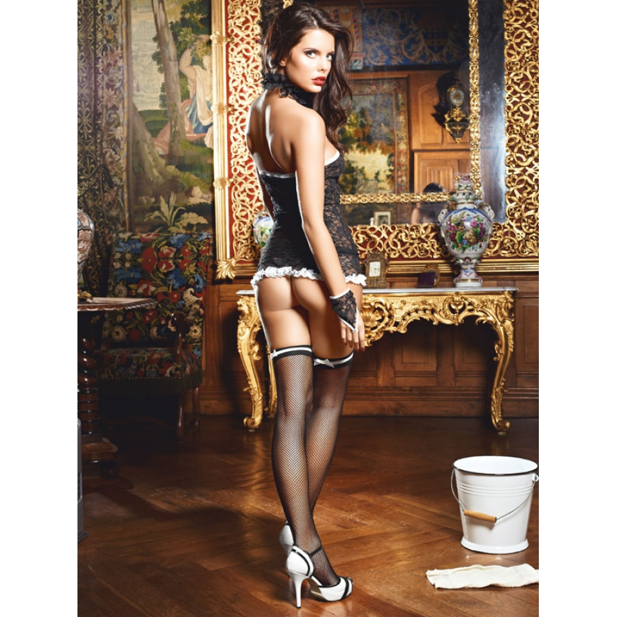 Baci - Room Service Dienstmeisje Lingerie