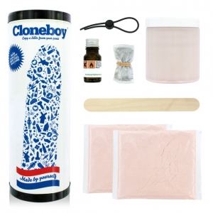 Cloneboy - Penis Kloon Set Delfts Blauw Vrouwen Speeltjes