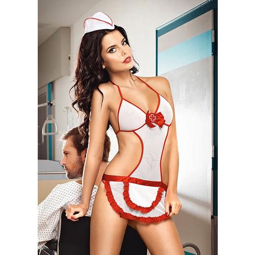Baci - Candy Verpleegster Set
