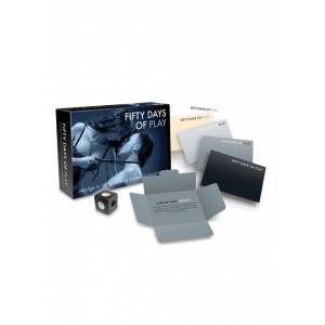 Fifty Shades Of Grey - 50 Nights Of Play Spel Accessoires