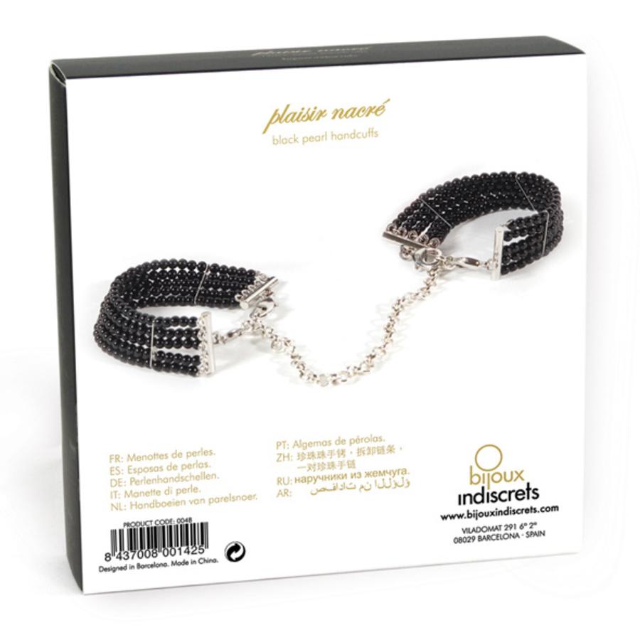 Bijoux Indiscrets - Plaisir Nacre Handboeien SM
