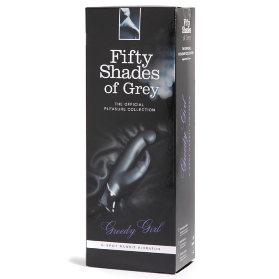 Fifty Shades Of Grey - G-Spot Rabbit Vibrator Vrouwen Speeltjes
