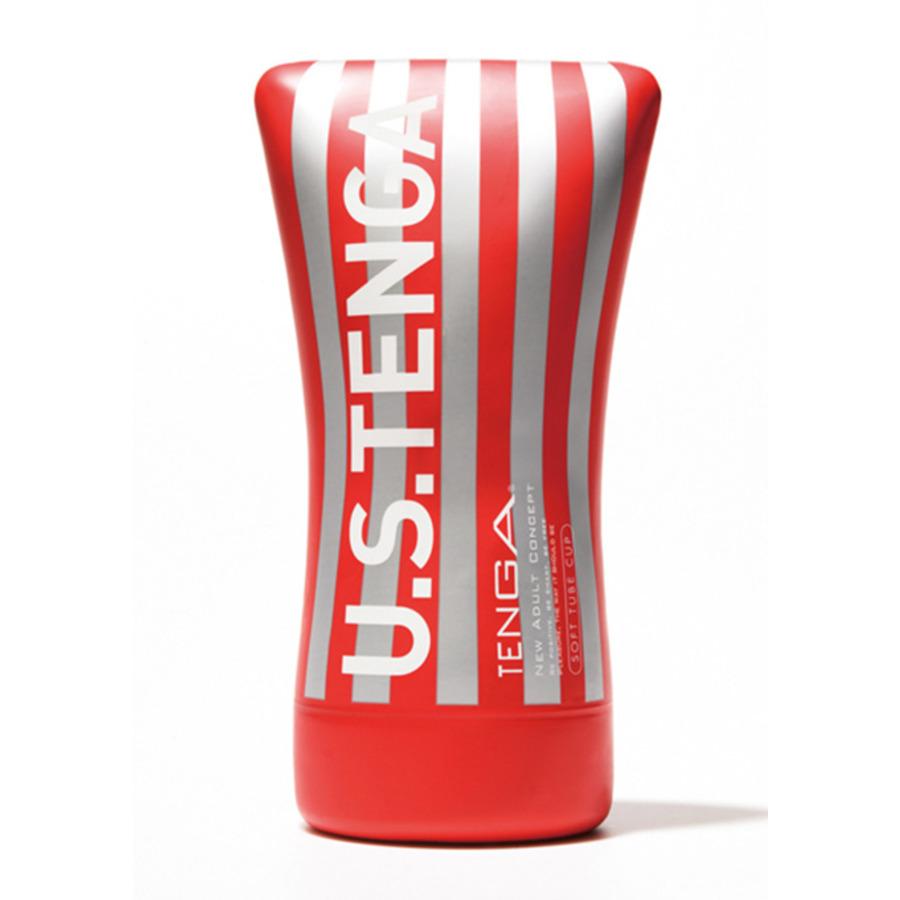 Tenga - Original US Soft Tube Cup Mannen Speeltjes