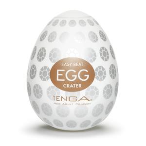 Tenga - Egg Crater (6 Stuks) Masturbators Mannen Speeltjes