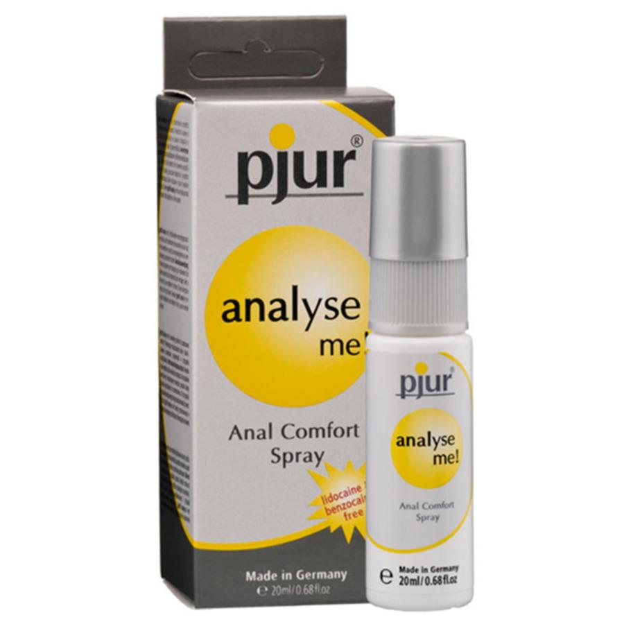 Pjur - Analyse Me Spray 20 ml Accessoires