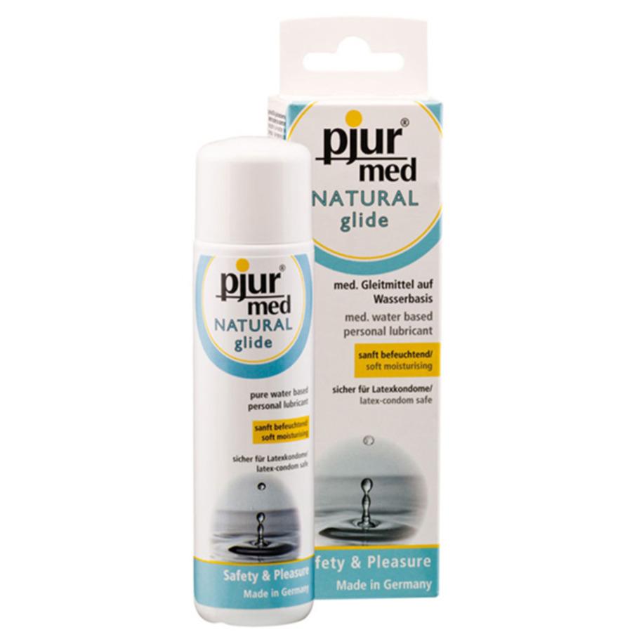 Pjur - MED Natural Glide 100 ml Accessoires