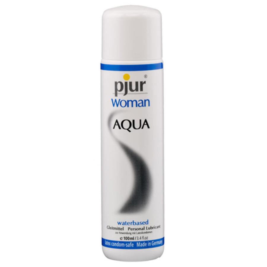 Pjur - Woman Aqua Glijmiddel 100 ml Accessoires