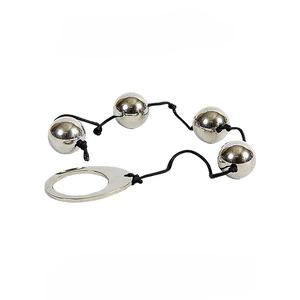 Heavy Metal Anale Beads Anale Speeltjes